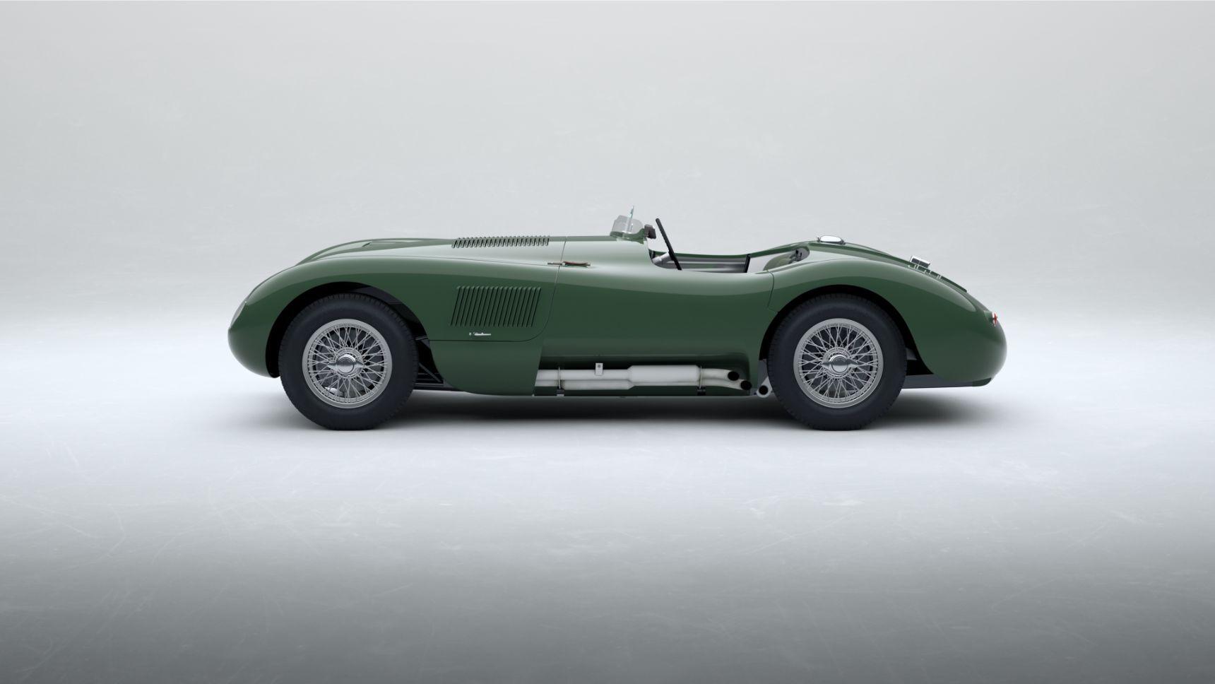 Jaguar возродит чемпионский спорткар из 1950-х