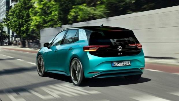 Volkswagen ID.3 и «Прозрачная фабрика»