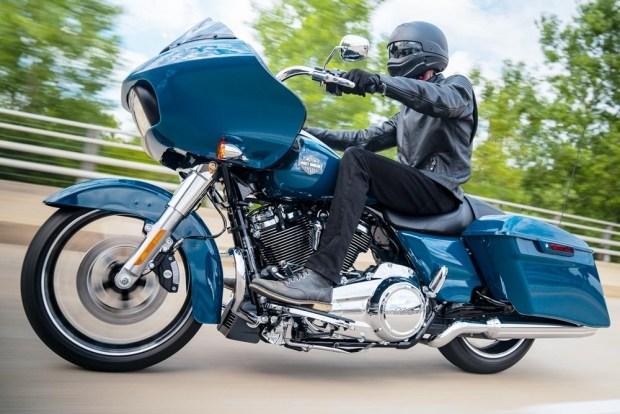 Новый бэггер от Harley-Davidson
