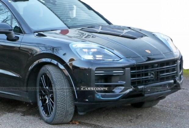 В Porsche взялись за Cayenne