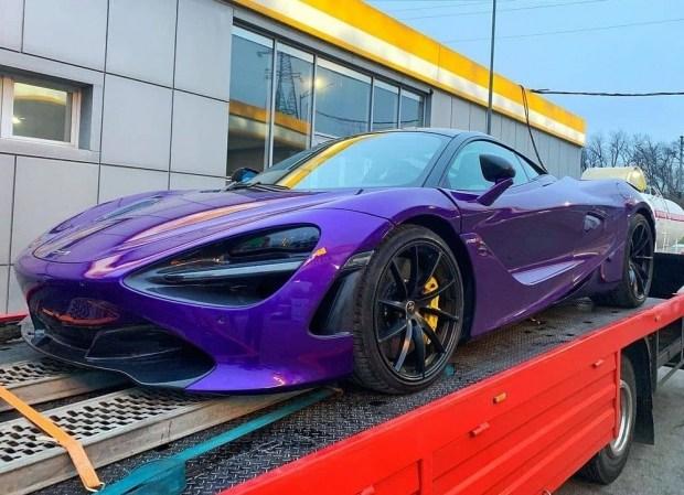Купи McLaren - освободись от налога на роскошь