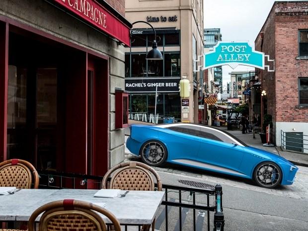 Купе Krigare: самый красивый Volvo?