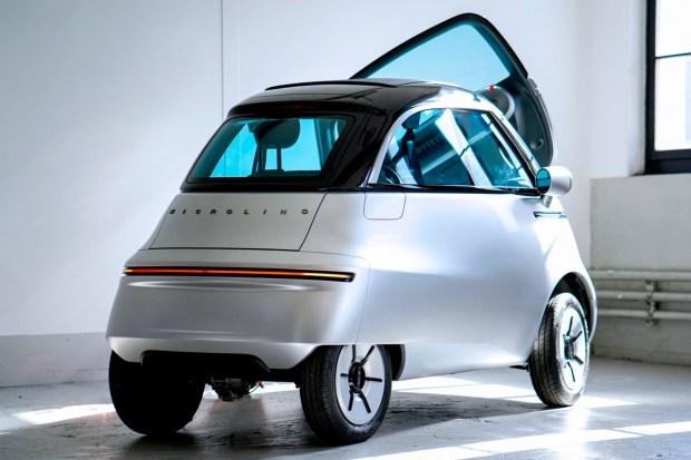 Microlino: швейцарская копия BMW Isetto
