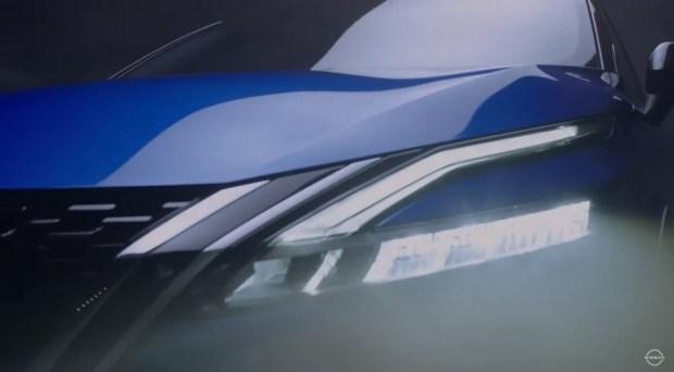 «Третий» Nissan Qashqai снова показался без камуфляжа: о кроссовере уже почти всё известно