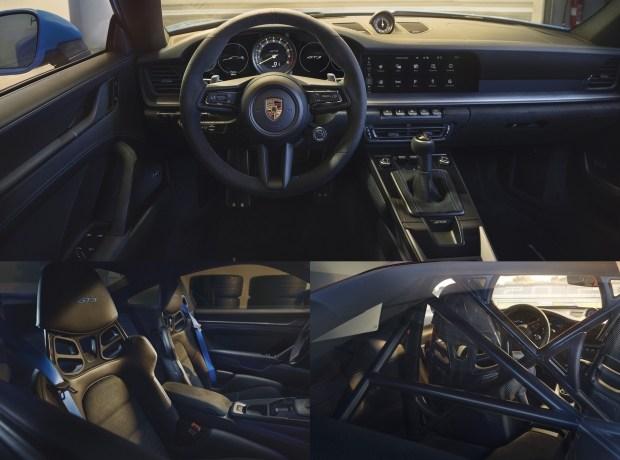 «Скальпель» для трека: представлен новый 911 GT3