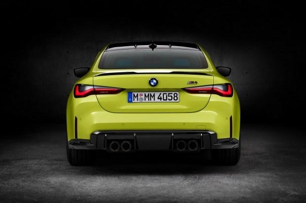 BMW M4 может получить ограниченную версию CSL