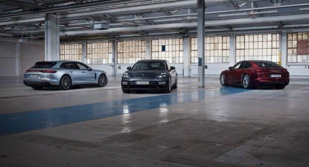 Porsche не хочет расставаться с ДВС