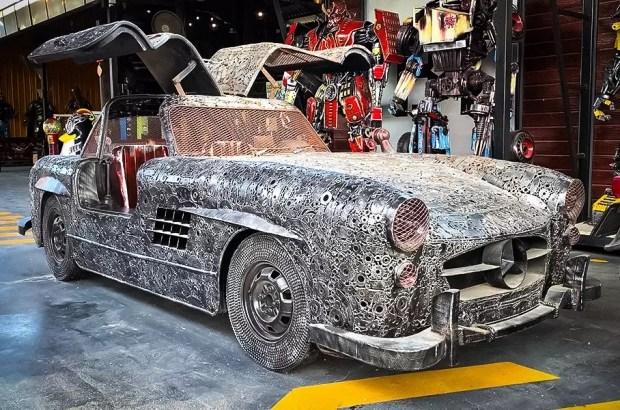 Металлолом, этот ваш Bugatti Chiron