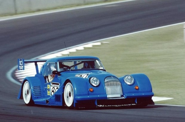 Morgan Plus 8 GTR: лимтированная серия спорткара