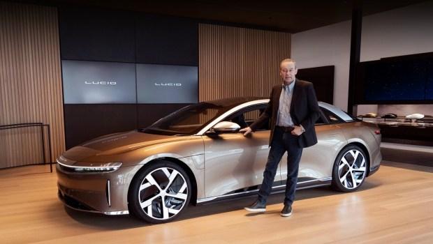 Lucid Motors пройдет специальное слияние