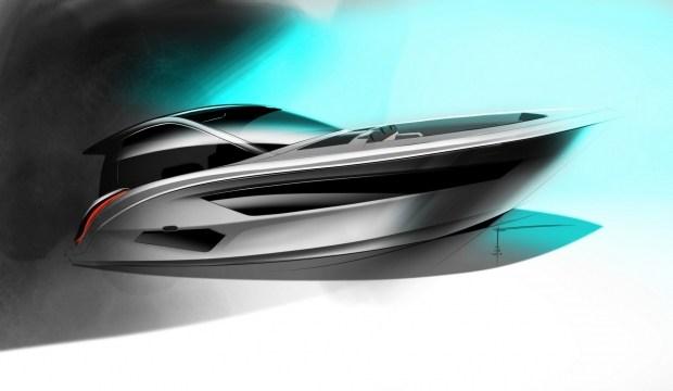 Представлен катер с дизайном BMW