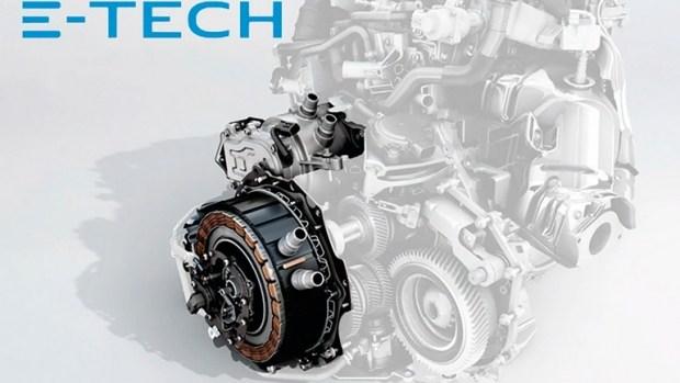 Renault готовит два новых плагин-гибрида