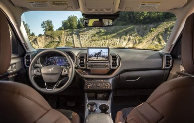 Новенькие Ford Bronco Sport попали под отзыв