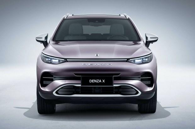 Daimler вспомнил о своей китайской «дочке»