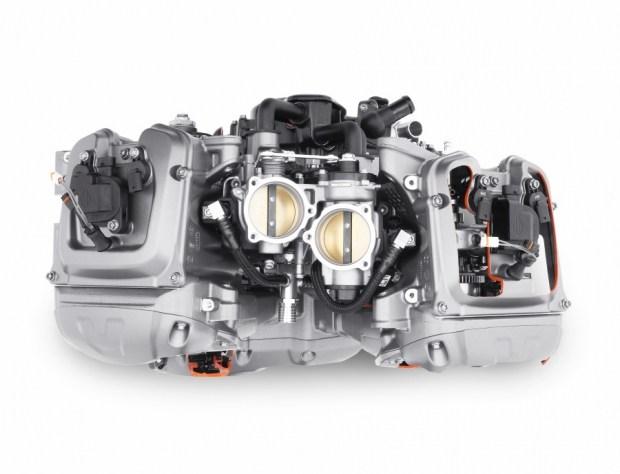 Мотор Harley-Davidson Revolution Max