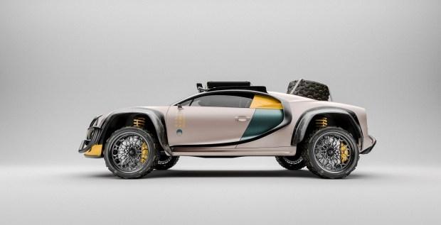 Chiron Terracross: первый внедорожник Bugatti?