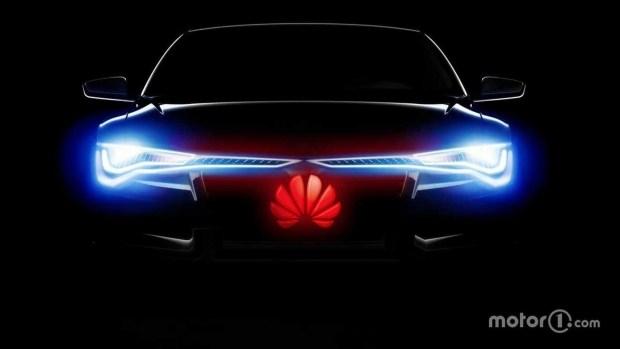 Впереди всех: Huawei выпустит свой первый электромобиль в 2021 году?