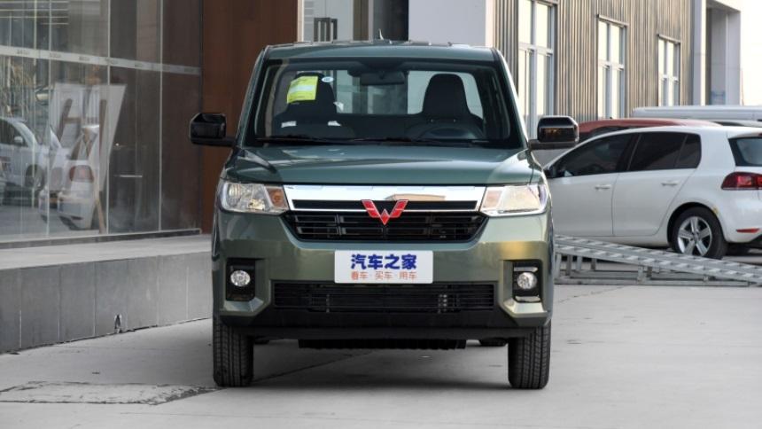 Начались продажи китайского клона УАЗа «Пикап»