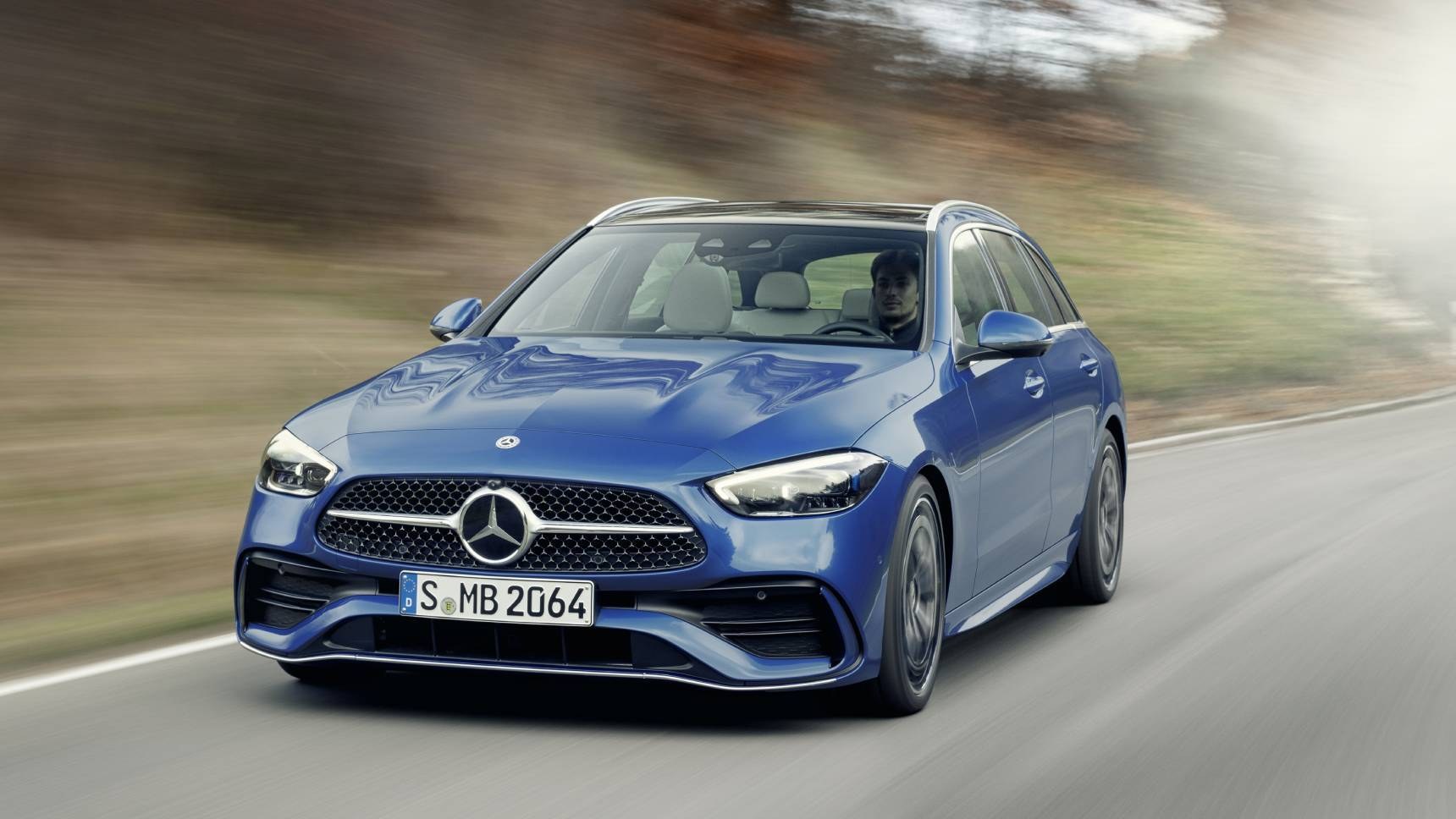 Новый Mercedes-Benz C-Class: гибридные моторы плюс навороты от S-Класса