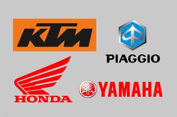 KTM, Honda, Yamaha и Piaggio договорились о совместной разработке взаимозаменяемых аккумуляторов