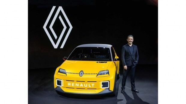 Renault изменила свое лого: шуток больше не будет?