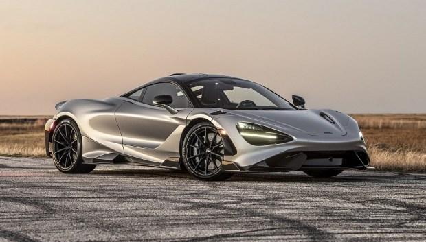 Тюнинг с гарантией: McLaren 765LT прокачают до 1000 сил
