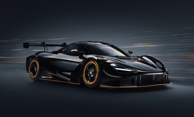 Плюс 30 сил с кнопки: характеристики гоночного McLaren 720S GT3X