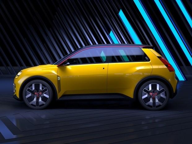 Renault планирует удвоить продажи электрокаров в 2021