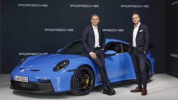 Porsche нарастил «финансовый жирок»