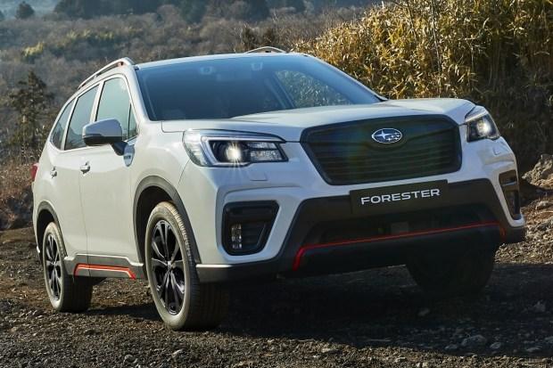 Показательный Sport: Subaru представила новую версию Forester