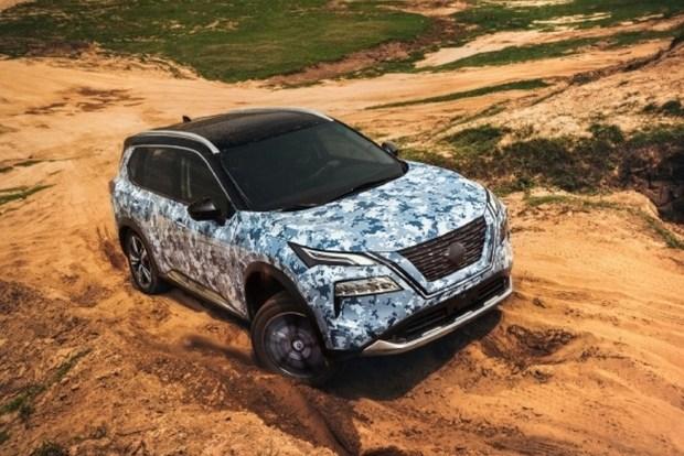 Nissan засветил новый X-Trail и подтвердил трёхцилиндровый турбомотор