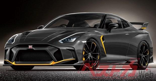 Модернезированный Nissan GT-R станет «мягким»