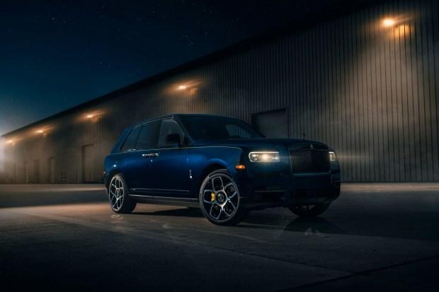 Rolls-Royce Cullinan для топ-менеджера Google