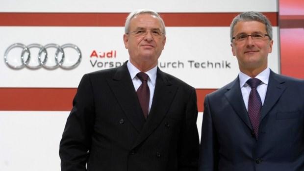 VW намеревается добиться возмещения ущерба за «дизельгейт» от своих боссов