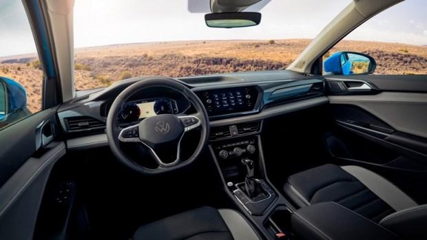 VW Taos сравнили с конкурентами