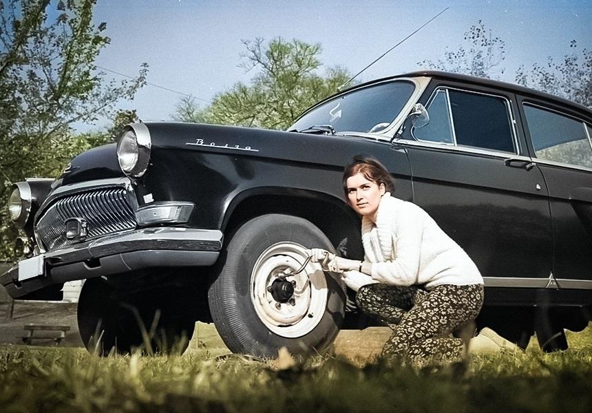 7 проблем советского водителя, о которых россияне благополучно забыли