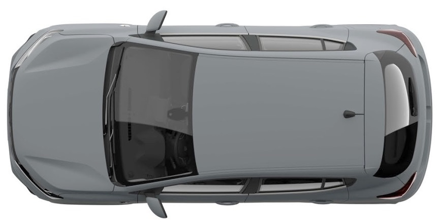 Предвестник новой Lada Granta запатентован в России