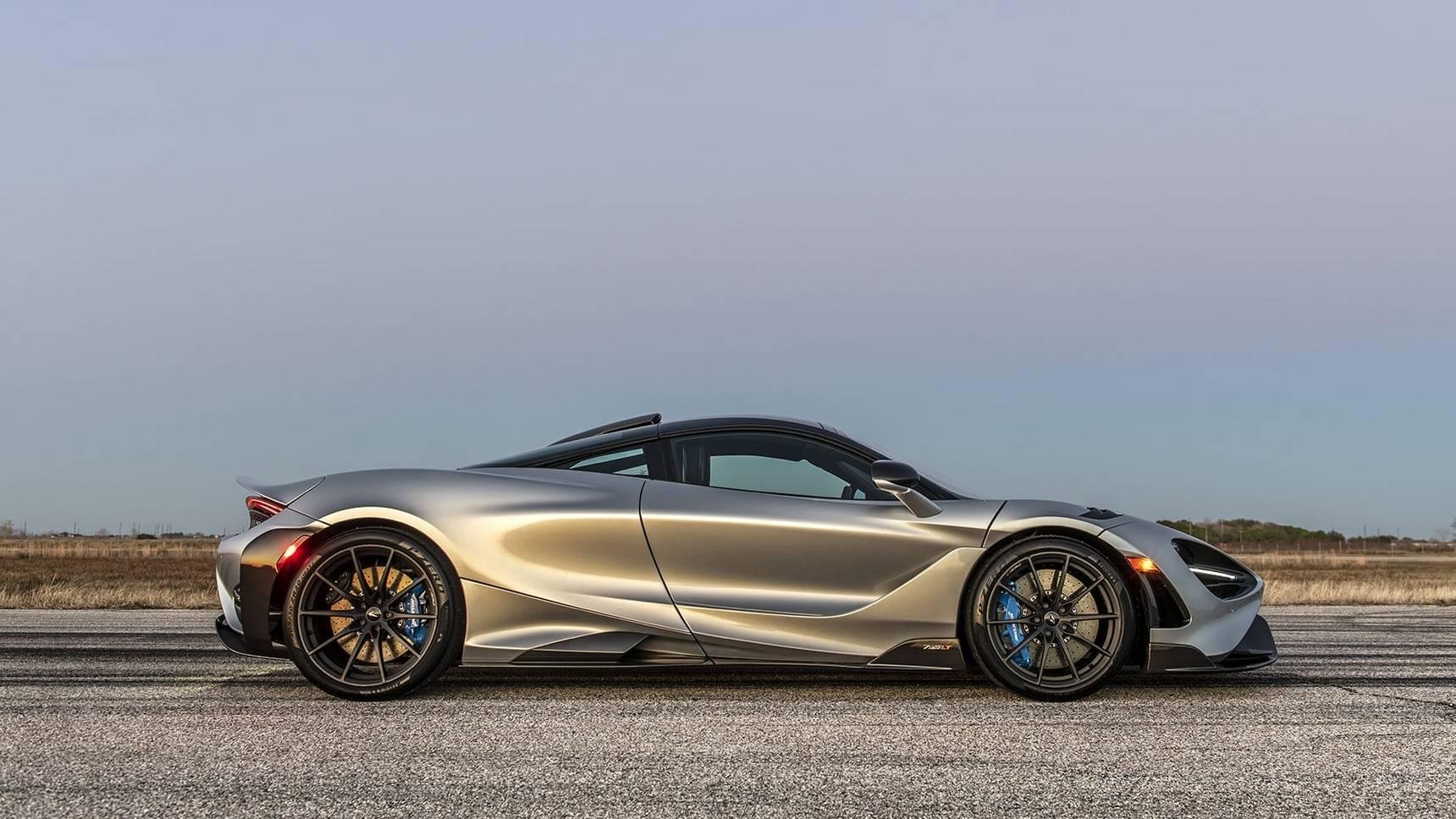 Тюнеры анонсировали экстремально быстрый McLaren