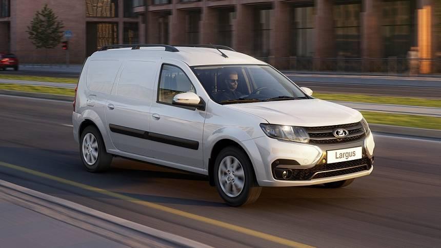 Lada объявила старт продаж обновленного Largus