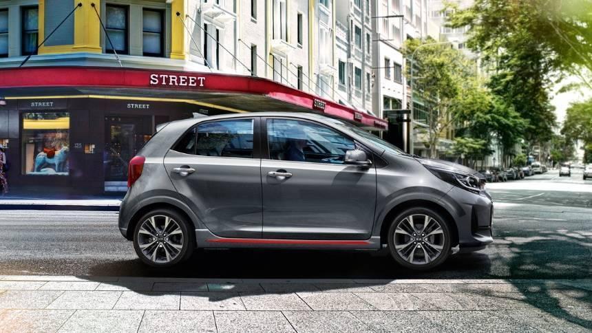 Обновленный Kia Picanto появился в продаже в России