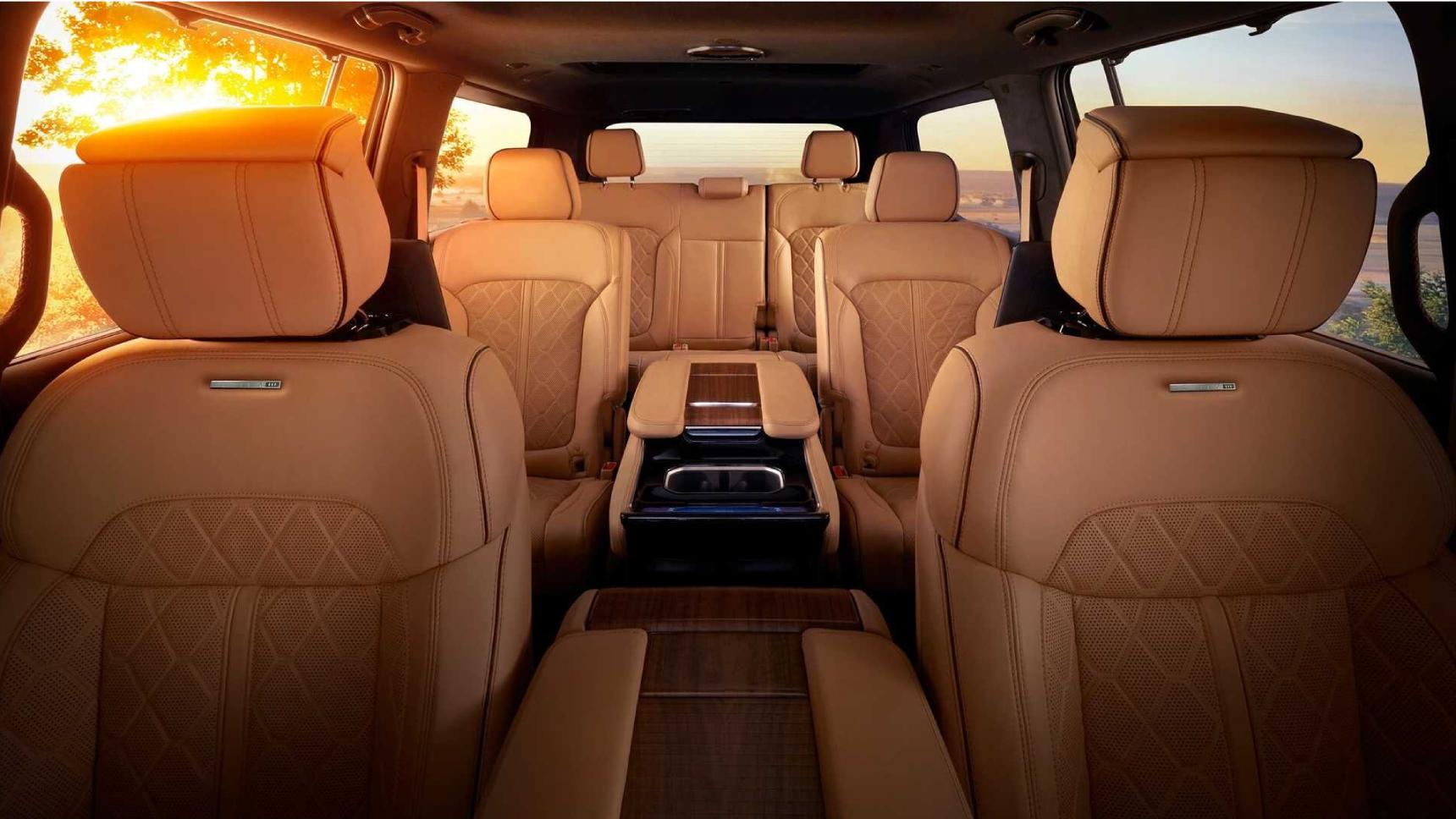 Jeep представил новые Wagoneer и Grand Wagoneer