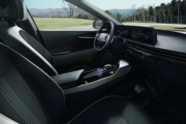 За первые сутки 21.000 человек захотели новый EV6