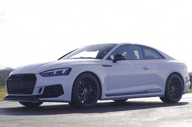 Новая BMW M4 против C63 AMG и Audi RS5 (видео)