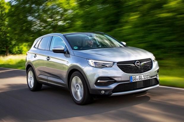 Кросовер Opel Grandland X - з ГРАНДІОЗНОЮ вигодою: - 40 000 грн. на автомобілі 2020р.в.