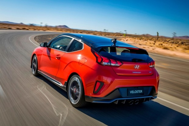 Hyundai может попрощаться с Veloster