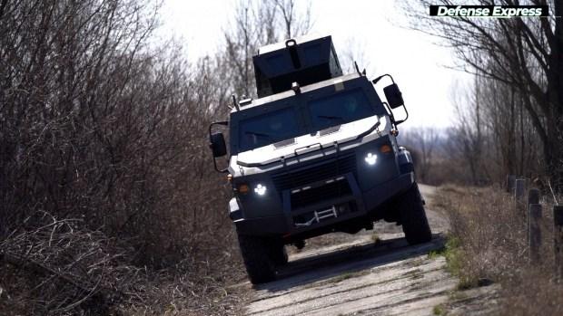Козак-7 для ВСУ