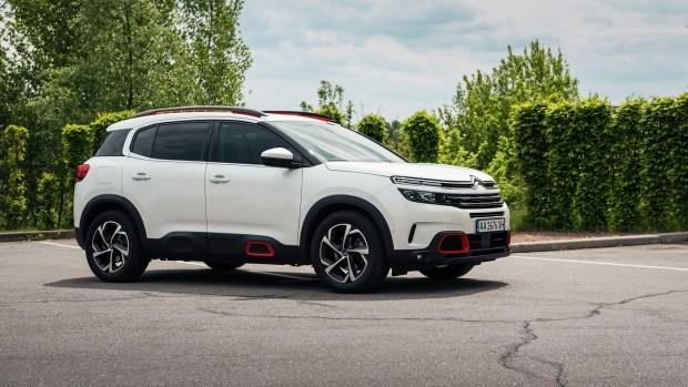 Комфортный SUV CITROEN C5 AIRCROSS – с комфортной выгодой -30 000 грн