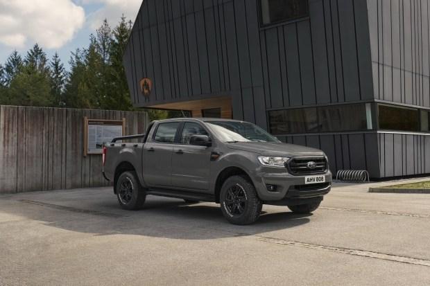 Ford поповнює лінійку найпопулярніших у Європі пікапів новими моделями Ranger Stormtrak та Wolftrak лімітованої серії