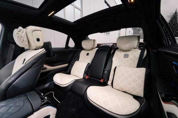 Brabus поскромничал с новым S-Class