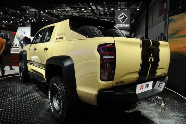 Great Wall приготовил ответ Ford Raptor